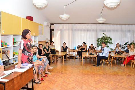 Održani roditeljski sastanci u svim vaspitnim grupama